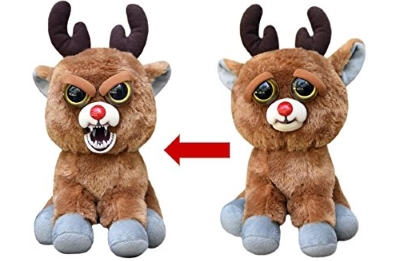 Feisty Pets Rude Alf the Blood Nosed Reindeer